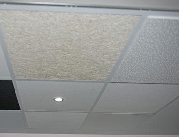 falso techo de escayola desmontable. beautiful molde de placa falso